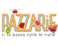 Logo design per Pazzarìe