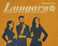Cover for Lungarno magazine.