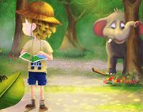 Children Illustrations /Concept Art