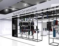 Glassworks - Exhibition Design