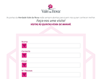 Vale da Rosa - APP facebook