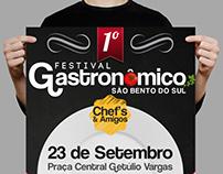 Festival Gastronômico | São Bento do Sul