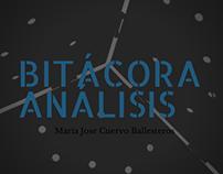 2015-2 Análisis / Bitácora