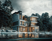 FOREST HOUSE - ARTISTIC PROJECT