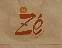 do Zé Tapiocaria | Visual Identity