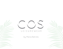 COS Leisurewear Collection for CAD by Maria Batista