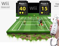 Campanha Lançamento Nintendo Wii