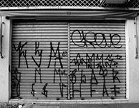 "Paredes Sujas - ""Dirty Walls"""