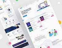 Hackr PlusWebsite -UX/UI Case Study