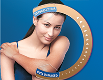 Vaseline Health White Summer campaign 2015