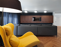 Interior design in Sofia - #The SPRING Project