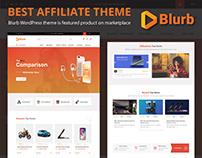 Blurb - Affiliate Marketing WordPress Theme