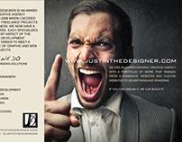 2016 JustinTheDesigner.com Branding