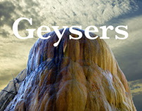 Geysers Magazine for Master's degree. Copy courtesy NPS