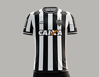 Uniforme Atletico/MG