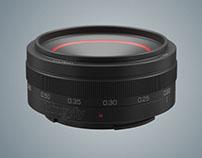pinhole pro lens renderings