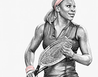 ESPN : Serena's Best On-Court Fashion