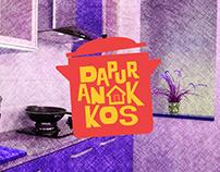 Dapur Anak Kos