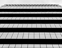 Geometric skyscraper