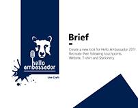 Hello Ambassador