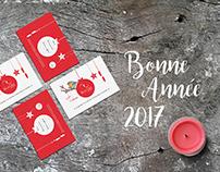 Greeting season - carte cadeau et carte de voeux