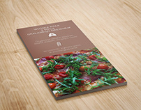 dl leaflet for pizzeria