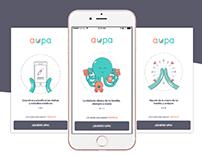AUPA - UX Design