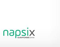 Napsix campaña vía pública