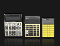 計算機設計項目 Calculators Design