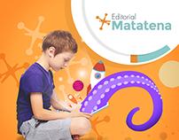 Ilustración y animación Editorial Matatena