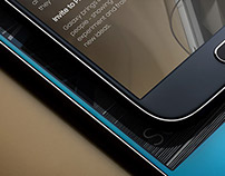 Samsung Galaxy Brand Site