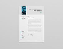 Minimal Resume / CV / Curriculum Vitae / 7 Pages