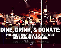 Dine, Drink, & Donate