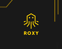 Roxy Robotics Identity Design