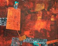 International Society of Acrylic Painters by K Mooney
