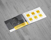 Landscape Brochure / Catalog Mock-Up