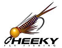 Cheeky Fly Fishing Logo Design