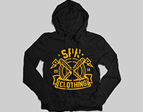 Diseño camisetas spr clothing