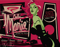 """""""Only Marie"""" Poster Comp"""