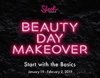 Sleek Makeup PH | Beauty Day Makeover Assets