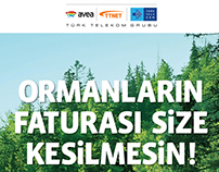 Türk Telekom Social Responsibility Campaign
