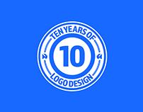 Ten Years Of Logo Design