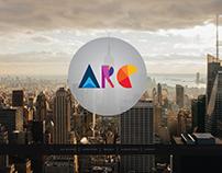 Diseño Gráfico de web ARC