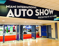 SCION at Miami International Auto Show