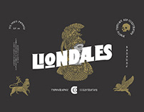 Liondales Typeface