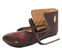 Reenactment shoes