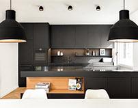 Black Kitchen - Manufaktur für Gestaltgebung München