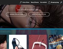Shop For Fashion - web