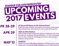 StandUp for Kids Worcester
