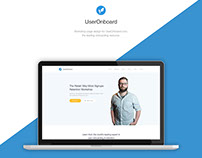 UserOnboard.com Workshop Page Concept